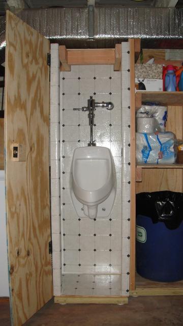 The Urinals Of Derek 39 S Basement